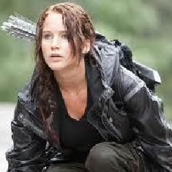 Jennifer Lawrence as Katniss Evergreen