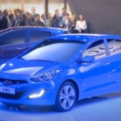 Hyundai Launches New Generation i30