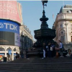 Hyundai Light Up Piccadilly Circus