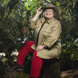 Rosemary Shrager in I'm A Celeb