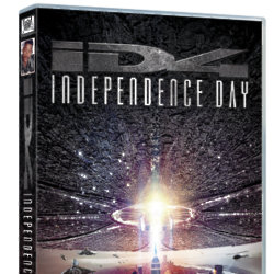 Independence Day 20th Anniversary Edition DVD