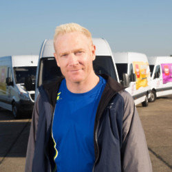 Olympian Iwan Thomas shares his best fitness tips