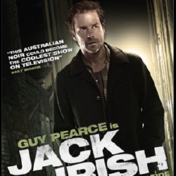 Jack Irish DVD