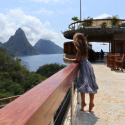 Sabrina at Jade Mountain