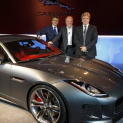 Jaguar Unveil C-X16