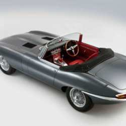 50th anniversary of the Jaguar E-type