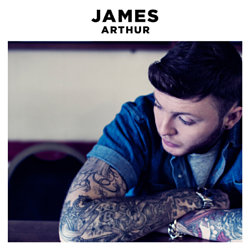 James Arthur's debut album