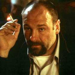 James Gandolfini in The Mexican