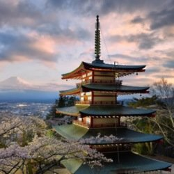 Japan is the number one country to visit in 2016