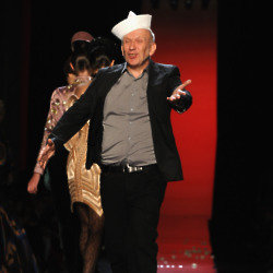 Jean Paul Gaultier's final ready-to-wear show was at Paris Fashion Week