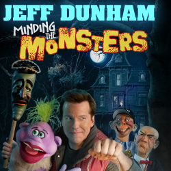 Jeff Dunham - Minding The Monsters DVD