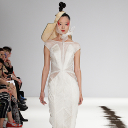 Ji Cheng SS13: The final look from the collection