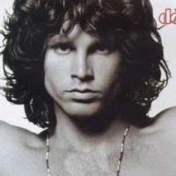 Jim Morrison, lead singer of the Doors