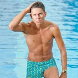 Joey Essex loves the smell of strawberries