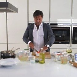John Torode's Seafood Paella Recipe