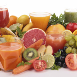 It may be better to eat the fruit rather than drink juice versions