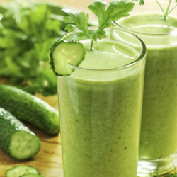 Is your green juice staining your teeth?