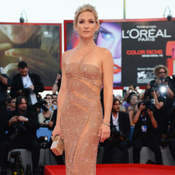 Kate Hudson wowed on the red carpet in Atelier Versace