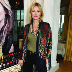 Kate Moss has long been the icon of skinny jeans