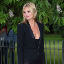 Kate Moss is known for her distinctive style