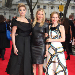 Kate, Cameron and Leslie all looked beautiful on the red carpet