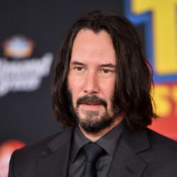 Keanu Reeves at the Toy Story 4 premiere / Photo Credit: Hahn Lionel/ABACA/PA Images