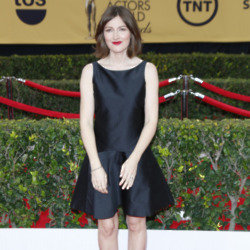 Swallows And Amazons Premiere - Kelly Macdonald