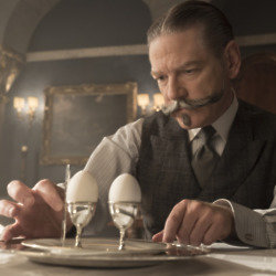 Kenneth Branagh stars as Hercule Poirot in the film