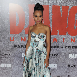 Kerry Washington proves she deserves her style award