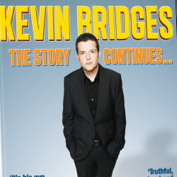 Kevin Bridges The Story Continues DVD