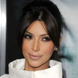Kim Kardashian suffers with psoriasis