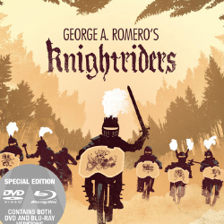 Knightriders Blu-Ray