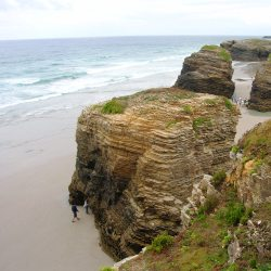 Playa de las Catedrales, Ribadeo - Spain