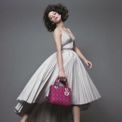 Marion Cottilard stars in the Lady Dior campaign