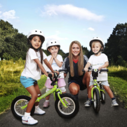 Laura Trott is encouraging us to spend more time with our family