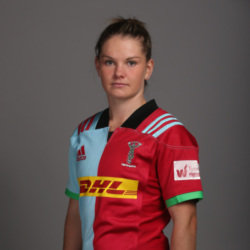 Leanne Riley Credit: Getty Images for Harlequins
