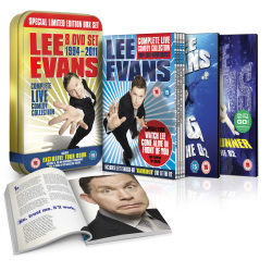 Lee Evans Complete Live Comedy Collection