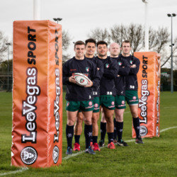 Fancy winning a pair of tickets to Leicester Tigers v. London Wasps?