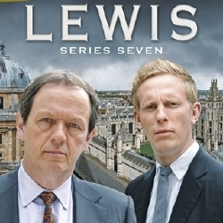 Lewis Season 7 DVD