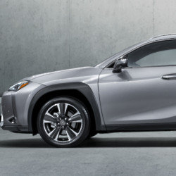 The Lexus UX
