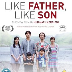 Like Father Like Son DVD