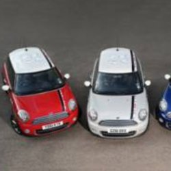Mini Launches 2012 Limited Edition Models