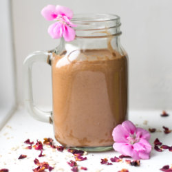 Hot Chocolate Smoothie