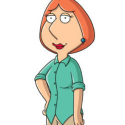 Lois Griffin in Family Guy / Credit: FOX