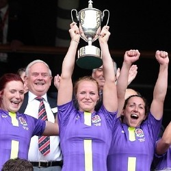 England Women win London Sevens 2012