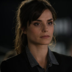 Charlotte Riley in London Has Fallen