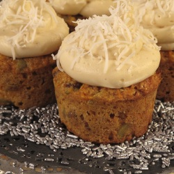 Low Fat Carrot Cupcakes Recipe