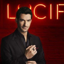 Tom Ellis as Lucifer