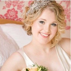 One of Lucinda's beautiful brides!