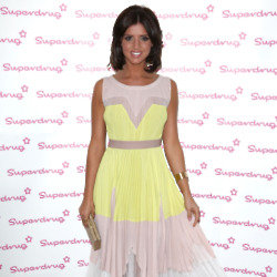 Lucy Mecklenburgh thinks her body is a lot more muscular